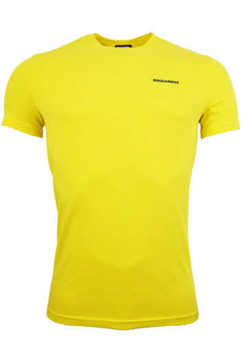 DSquared2 - 3050 T-Shirt - Yellow