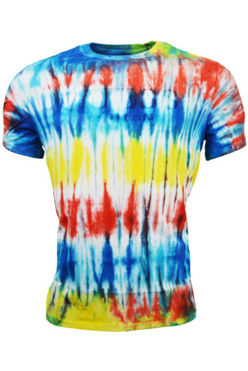 Guess - Multi Tie-Dye T-Shirt - Mixed