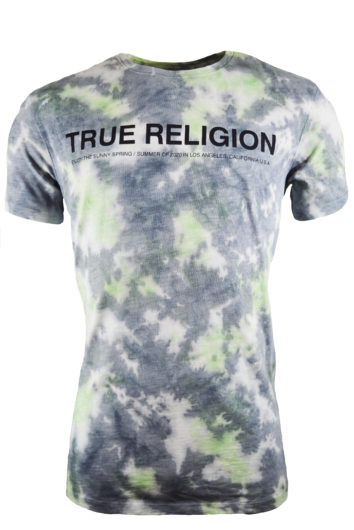 True Religion - Batik T-Shirt - Mix