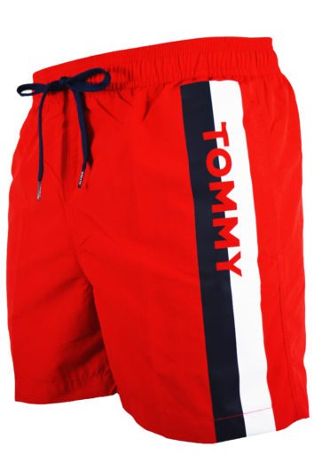 Tommy Hilfiger - 1699 Swim Shorts - Red