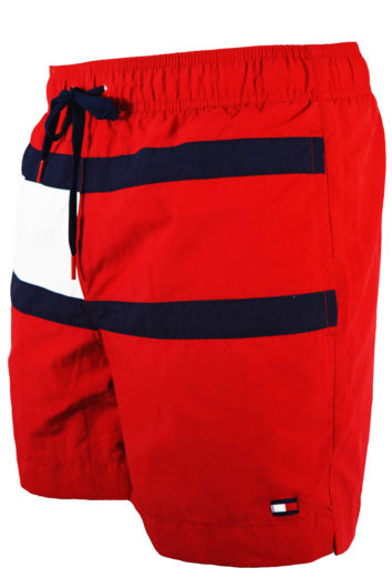 Tommy Hilfiger - 1716 Swim Shorts - Red