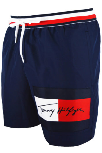 Tommy Hilfiger - 1837 Swim Shorts - Blue