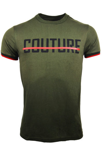 Fresh Couture - Austin T-Shirt - Olive