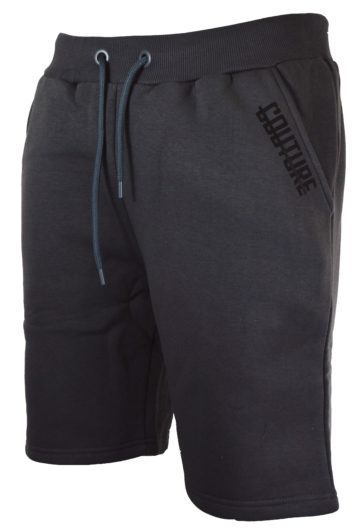 Fresh Couture - Side Strike Shorts - Grey