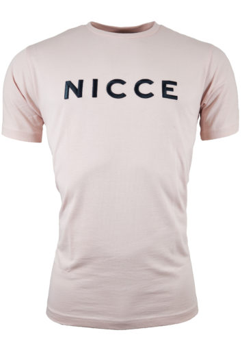 Nicce - Mecury T-Shirt - Pink