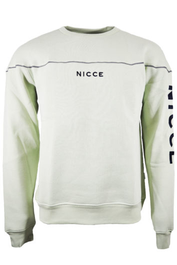 Nicce - Alpha Sweatshirt - Sea