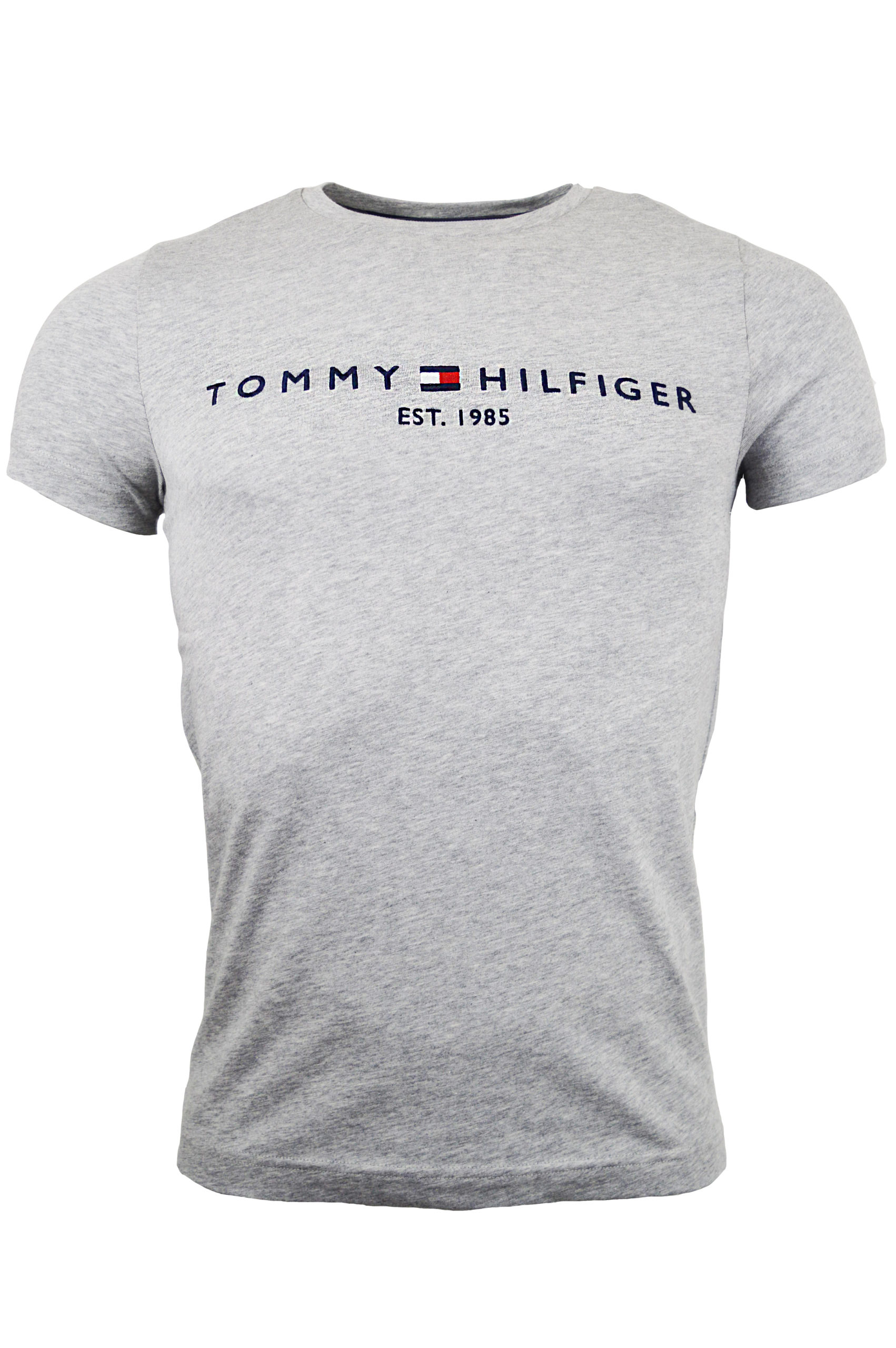 Tommy Hilfiger - 5501 Core Tommy T-Shirt - Grey