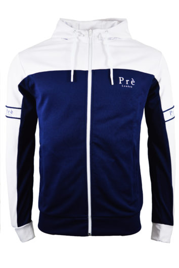 Pre London - Eclipse Poly Hoodie - Navy