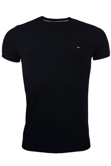 Tommy Hilfiger - Core Stretch T-Shirt - Black