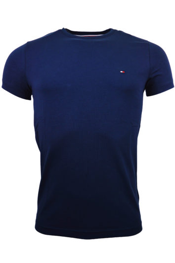 Tommy Hilfiger - Core Stretch T-Shirt - Navy