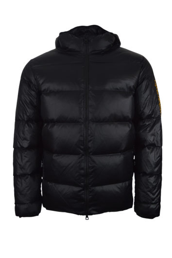 EA7 - Down Jacket B53 - Black