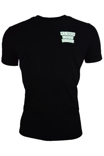 Guess - Best Burger T-Shirt - Black