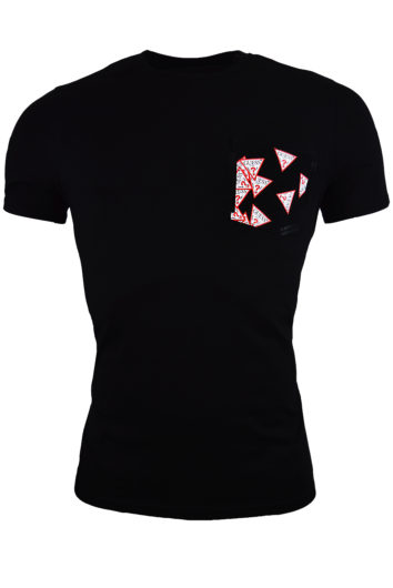 Guess - Multitude T-Shirt - Black