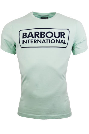 Barbour - Logo Tee - Mint