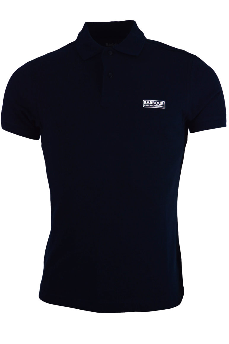 Barbour - Essential Polo - Navy
