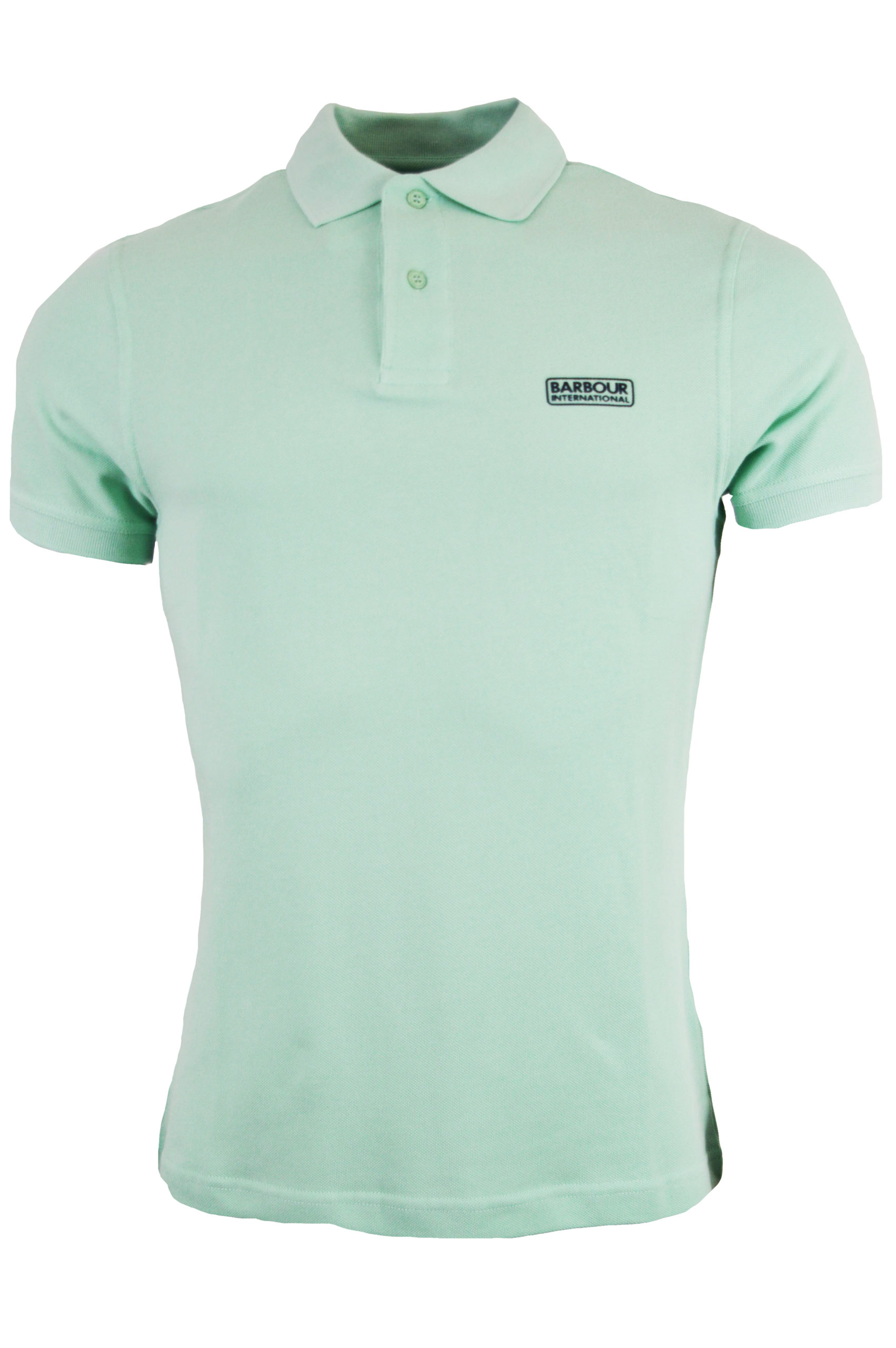 Barbour - Essential Polo - Mint