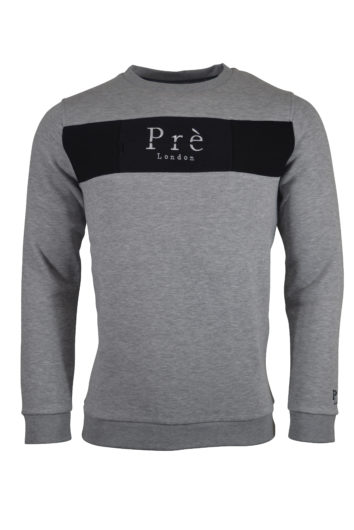 Pré London - Alsace Sweatshirt - Grey