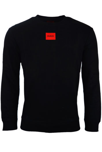 Hugo Boss - Diragol Sweatshirt - Black