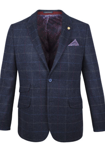 Guide London - JK3401 Blazer - Navy