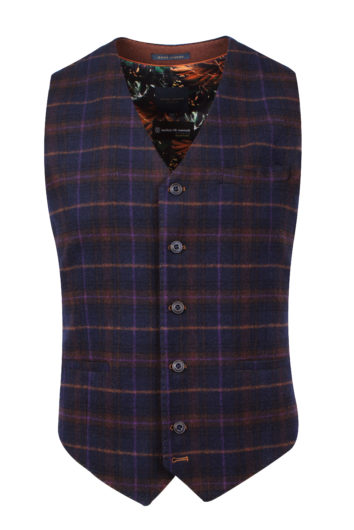 Guide London - WC3400 Waistcoat - Navy