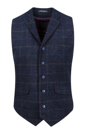 Guide London - WC3401 Waistcoat - Navy