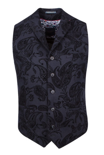 Guide London - WC3422 Waistcoat - Navy