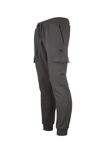 True Religion - Pant Cargo Joggers - Grey