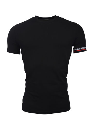 DSquared2 - Arm Band T-Shirt 203200 - Black