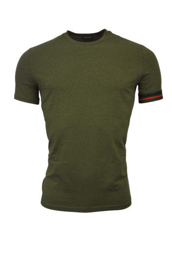 DSquared2 - Arm Band T-Shirt 203200 - Olive
