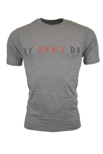 DKNY - Patriots 6724 T-Shirt - Grey