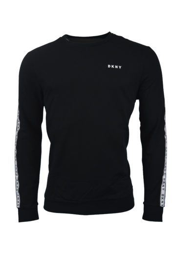DKNY - LS Lounge Sweatshirt 6729 - Black