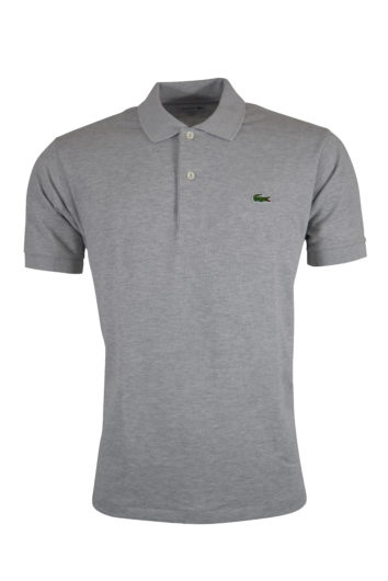 Lacoste - Lacoste SS Polo 1264 - Grey