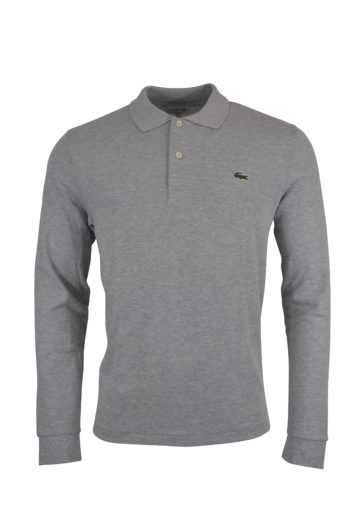 Lacoste - Lacoste LS Polo 1313 - Grey