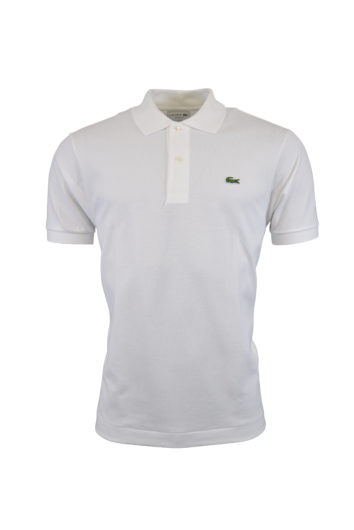 Lacoste - Lacoste SS Polo 1264 - White