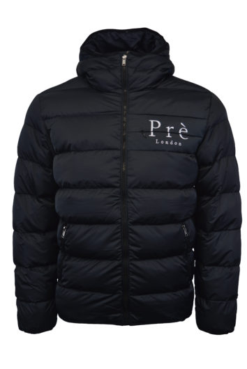 Pre London - Alsace Puffa Jacket - Navy