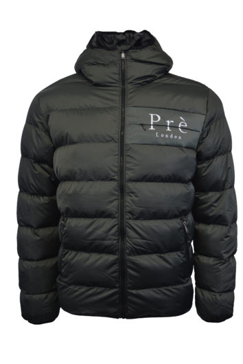 Pre London - Alsace Puffa Jacket - Grey