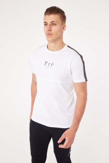 Pré London - Arcos T-Shirt - White
