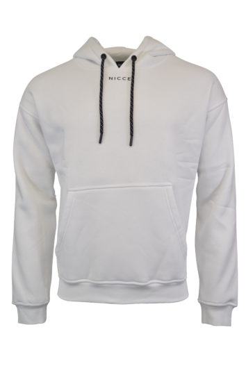 Nicce - Mede OS Hoodie - White