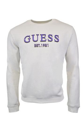 Guess - Allen Sweat - White