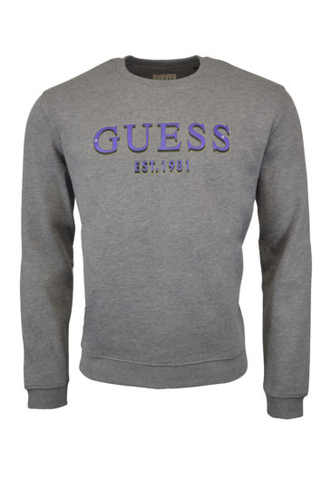 Guess - Allen Sweat - Grey
