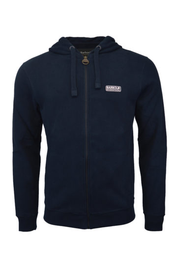 Barbour - Essential Hood - Navy