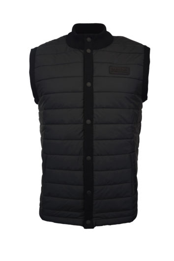 Barbour - Baffle Gillet Jacket - Black