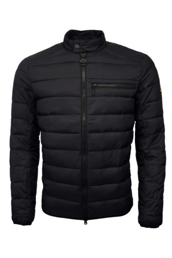 Barbour International - Seasons Baffle Jacket - Black