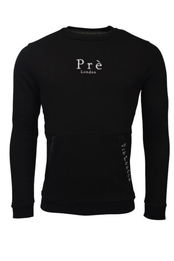 Prè London - Pedra Sweatshirt - Black