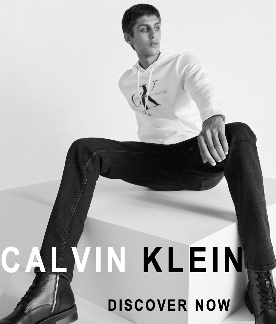 CALVIN KLEIN DEC '20 HOME