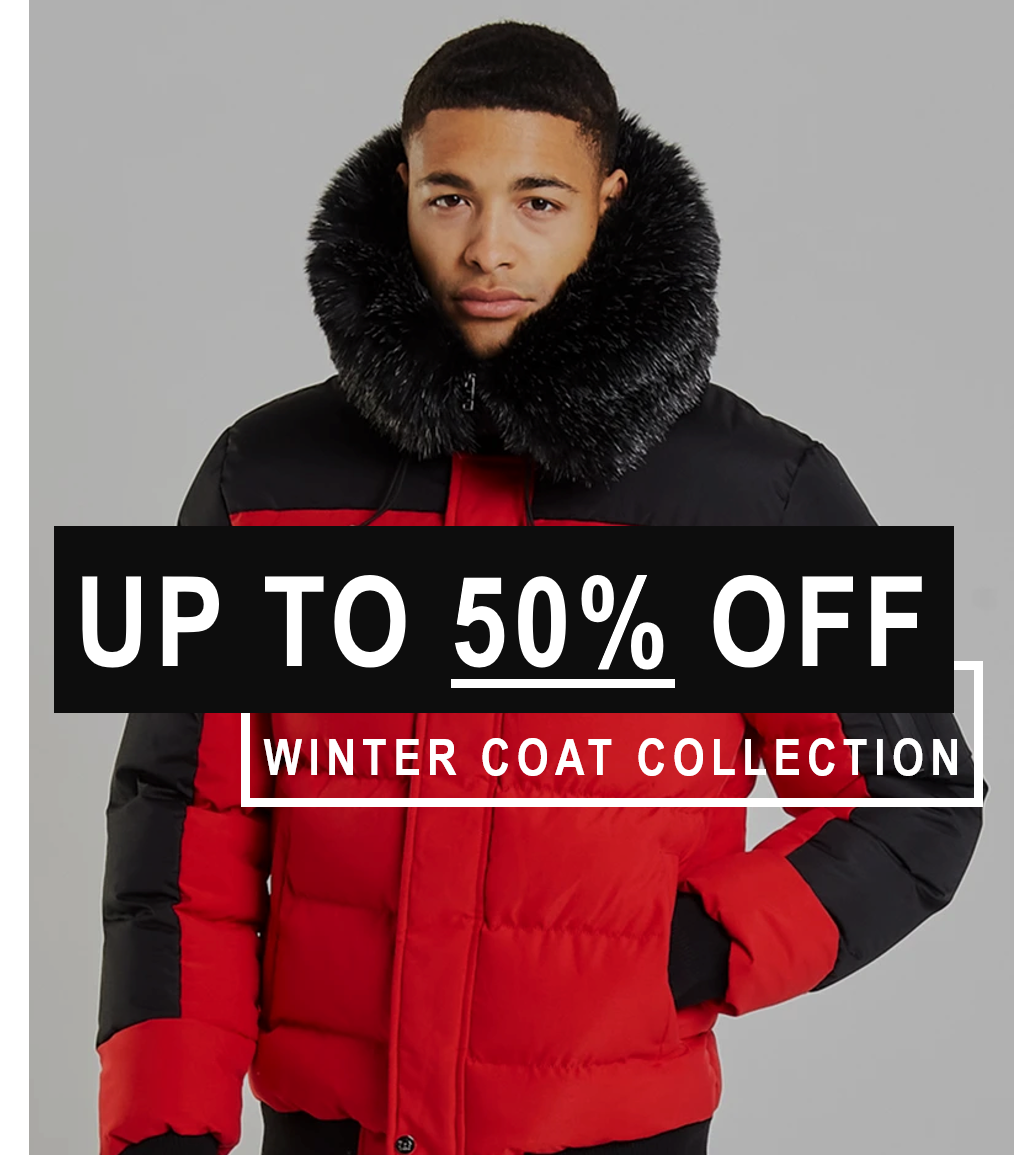 coats and jackets newsletter image