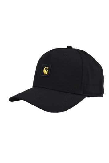 Christian Rose - CR Emblem Cap - Black