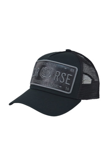 Christian Rose - Iconic Vinyl Cap - Black