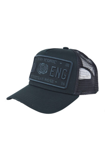 Christian Rose - Iconic II Cap - Black