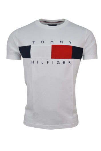 Tommy Hilfiger - Texture Tee - White